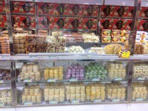 北京のお菓子屋さん