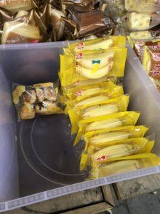 天津で見かけたお菓子