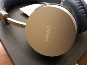 MINISOのワイヤレスヘッドフォン