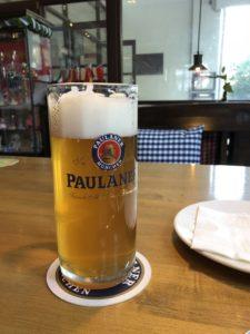 天津で飲んだビール