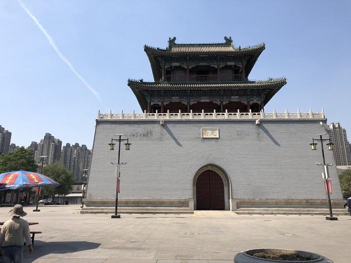 天津の鼓楼