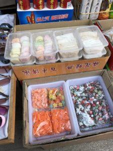 天津で見たお菓子