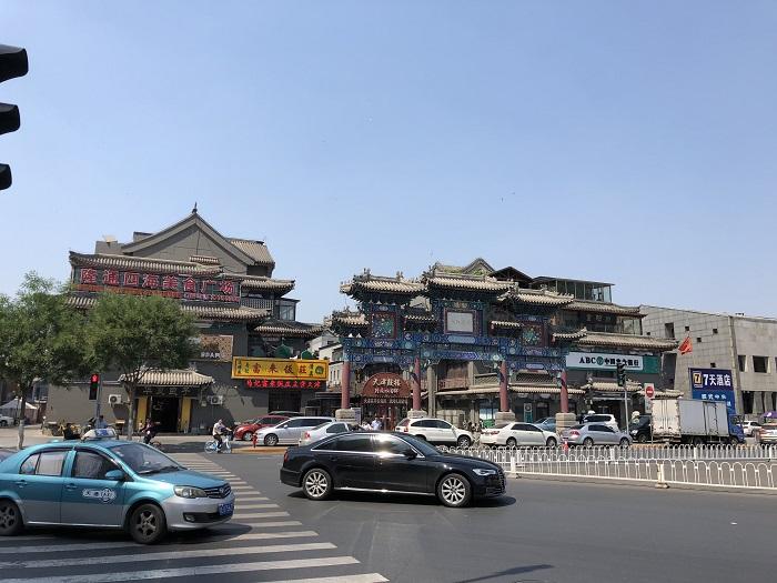 天津の観光地