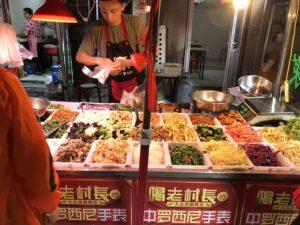 天津の麺屋さん