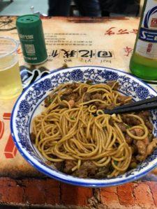 ビールダック麺